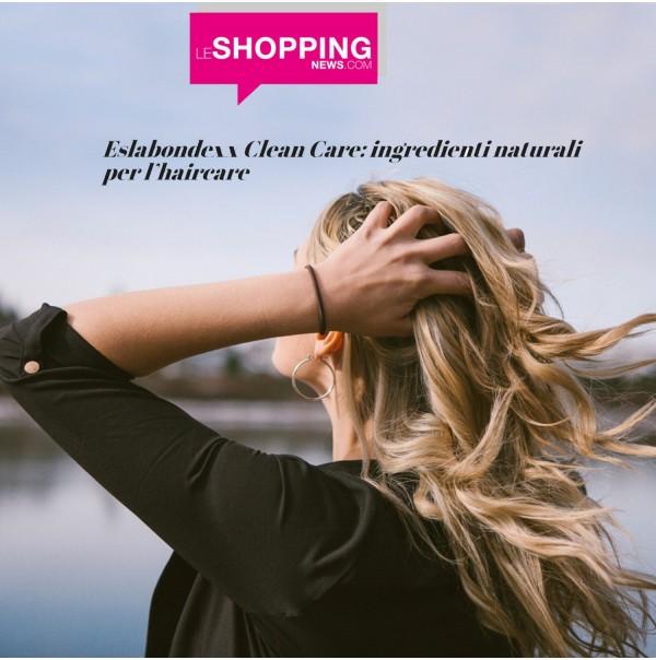 Vuoi proteggere i tuoi capelli in modo naturale? Si, la nuova linea Clean Care è ciò di cui hai bisogno